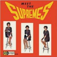 SUPREMES - Meet The Supremes