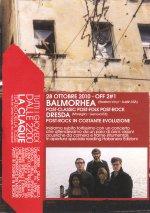 LA CLAQUE - Concerto Balmorhea