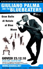 GIULIANO PALMA al Blue Moon