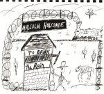MALCOLM HOLCOMBE live in Sestri Ponente