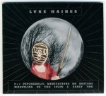 LUKE HAINES - 9 1/2 Psychedelic Meditations On British Wrestling Of The 1970s And Early '80s