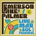 EMERSON, LAKE & PALMER - Live At The Mar y Sol Festival Puerto Rico '72