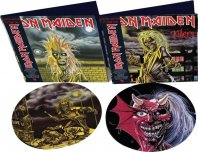 IRON MAIDEN - Ristampe in vinili picture disc