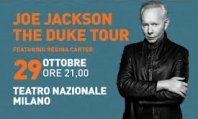 JOE JACKSON - The Duke Tour