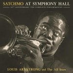 LOUIS ARMSTRONG - Satchmo At Symphony Hall