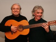 Giampiero Alloisio e Gianni Martini - Il mio amico Giorgio Gaber teatro della Tosse 8 marzo 2013