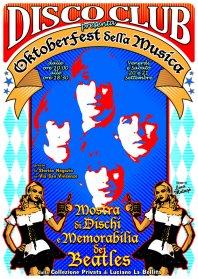 OktoberFest della musica a Disco Club