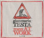 GIANMARIA TESTA -  Men At Work