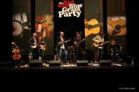 Teatro Modena, 9 novembre 2013, 5° Bluegrass Party