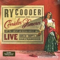 RY COODER AND CORRIDOS FAMOSOS - Live At The Great American Music Hall