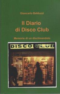 E' uscito il Diario di Disco Club!!!
