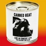 CANNED HEAT - Live In Concert 1979