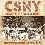 CROSBY, STILLS, NASH & YOUNG - Roosvelt Raceway, Westbury, NY, September 8th, 1974