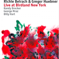 RICHIE BEIRACH & GREGOR HUEBNER - Live At Birdland New York