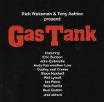 RICK WAKEMAN - Gas Tank