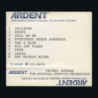PRIMAL SCREAM - Give Out But Don't Give Up - The Original Memphis Recordings