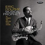 ERIC DOLPHY - Musical Prophet: The Expanded 1963 New York Studio Sessions