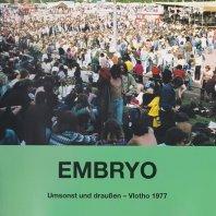 EMBRYO - Umsonst Und Draußen – Vlotho 1977
